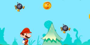 Hra - Mario Amazing Jump