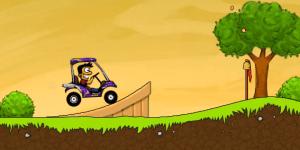 Hra - Crazy GolfCart