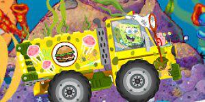 Hra - Spongebob Plankton Explode