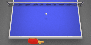 Hra - Real Pong