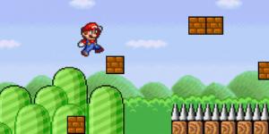 Hra - Super Mario Save Peach