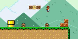 Super Flash Mario Bros