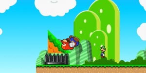 Hra - Mario Friends Rescue