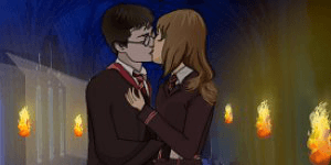 Hra - Harry Potter Kiss