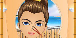 Hawaii Resort Spa Facial Game