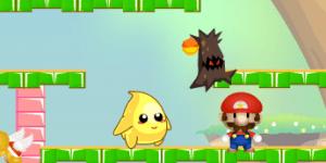 Hra - Mario Jungle Adventures