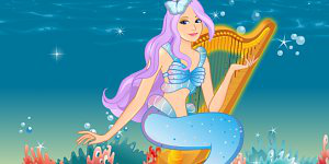 Hra - Aquatic Beauty Dress Up