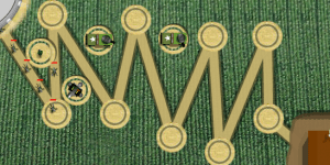 Hra - Crop Circles