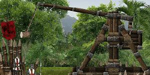 Hra - Crush the Castle 2