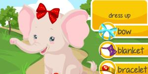 Hra - Elephant Care