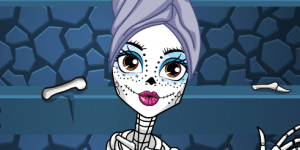 Skelita Calaveras Boney Makeover