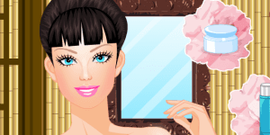Hra - Barbie in China Makeover