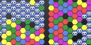 Hra - GO Virus