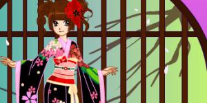 Geisha Girl Dress Up