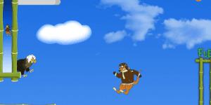 Hra - Airborne Kangaroo