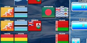 Hra - World Flag Memory 2