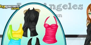Los Angels Fashion Show