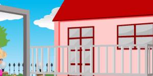 Hra - Barbie Play House