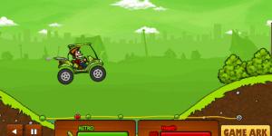 Hra - Crazy Golf Cart 2