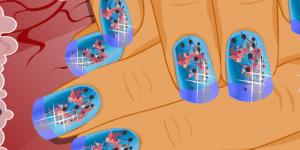Hra - Nouveau Nails