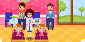 Hra - Baby Care & Cure