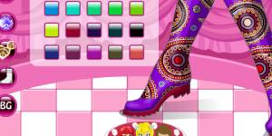 Fashion Rain Boot