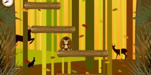 Hra - Hedgehog Challenge