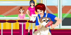 Hra - Pet Salon