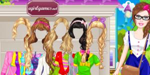Barbie Sorority Girl Dress Up