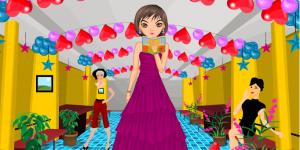 Selena School Princess