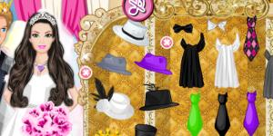 Hra - Princess Wedding