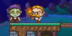 Hra - Headless Zombie