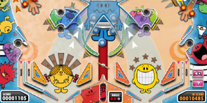 Mr Men Pinball