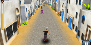 Hra - Angry Gran Run Cairo