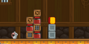 Hra - Cheese Barn Levels Pack