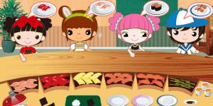 Hra - Busy Sushi Bar