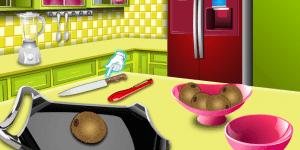 Sara's Cooking Class: Fruit Smoothie