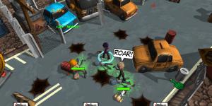 Hra - Hot Zomb