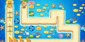 Hra - Carrot Fantasy 2: Undersea