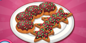 Hra - Christmas Chocolate Cookies