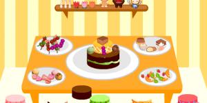 Hra - Make Cake 3
