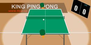 Hra - King Ping Pong