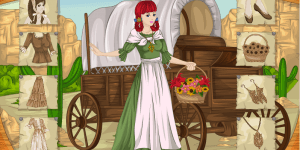History Frontier Girl