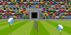 Hra - Smurfs World Cup