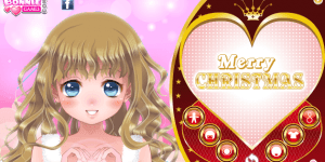 Hra - Anime Christmas Makeover