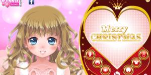 Anime Christmas Makeover