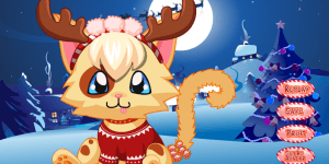 Hra - A Kitty Christmas