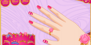 Precious Princess Nails