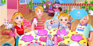 Hra - Baby Hazel Valentines Day