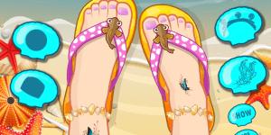 Decor My Beach Sandals
